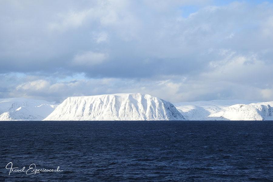 Postschiffreise, Hurtigruten, nach Hammerfest