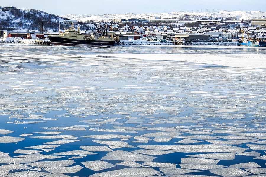 Kirkenes, Hafen