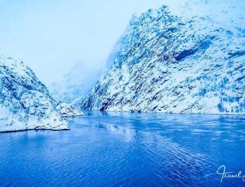 Postschiffreise: Trondenes bis Bergen