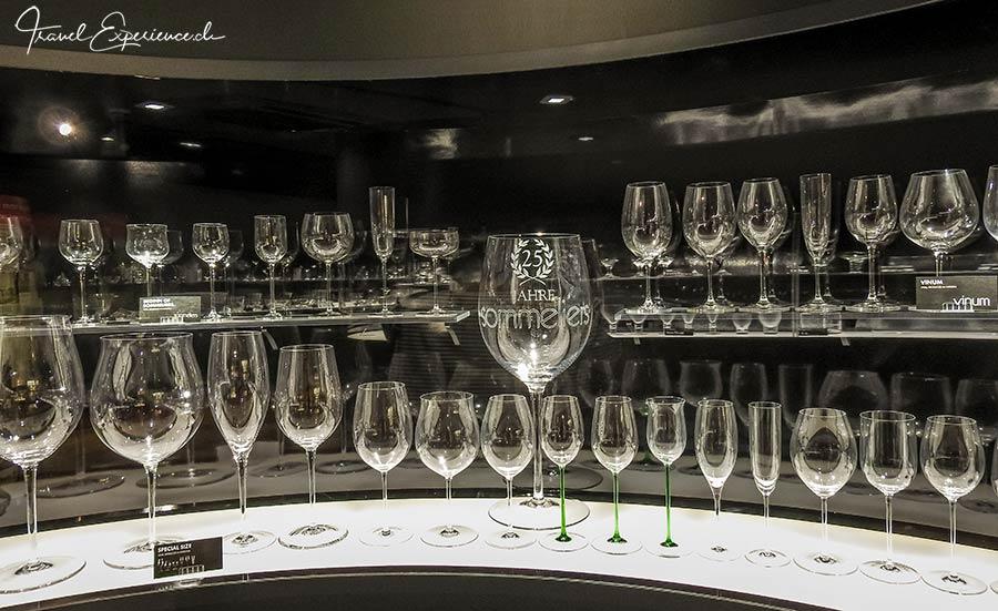 Riedel, Kufstein, Sommelier-Gläser