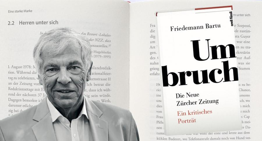 Buchtipp, Umbruch, Friedemann Bartu