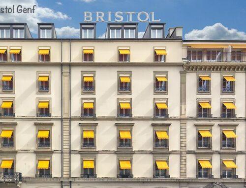 Hotel Bristol Genf – das feine Stadthotel