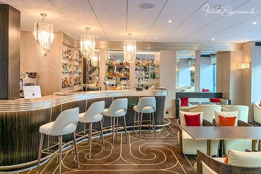 Hotel Bristol, Genf, Bar