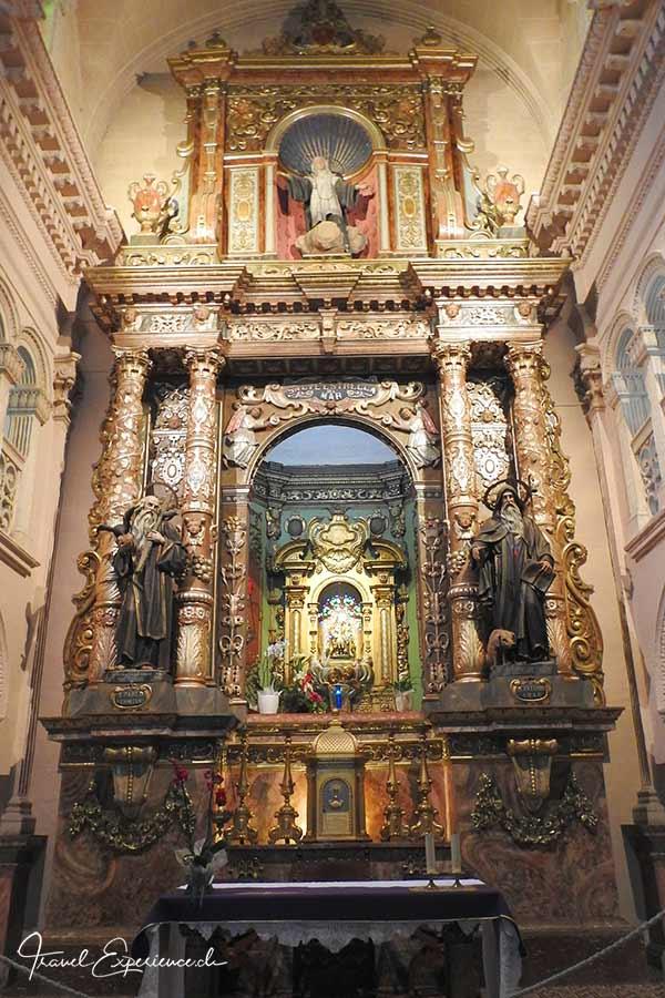 Altar, Ermita de Bonany