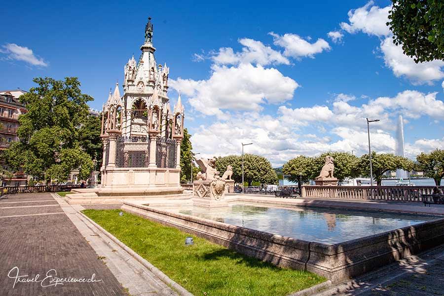 Genf, Grabmal, Monument Brunswick