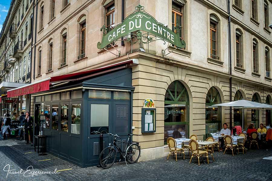 Genf, Cafe du Centre