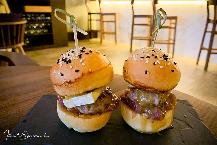 EatMe, Genf, Mini-Burger