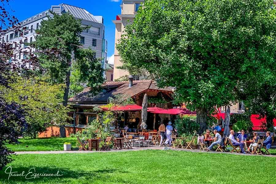 Genf, Cottage Café