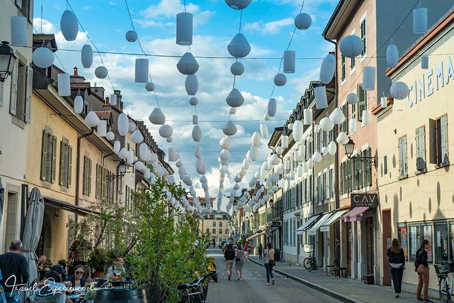 Carouge, Rue Saint Joseph