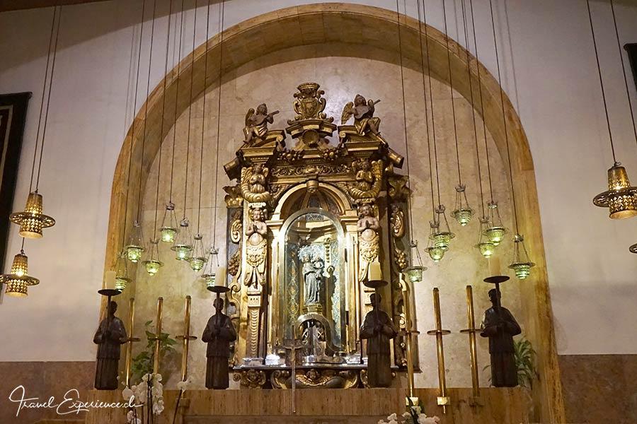Schwarze Madonna, Kirche, Lluc