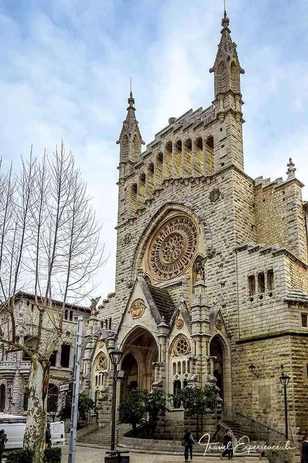 Soller, Kirche, St Bartolomaeus
