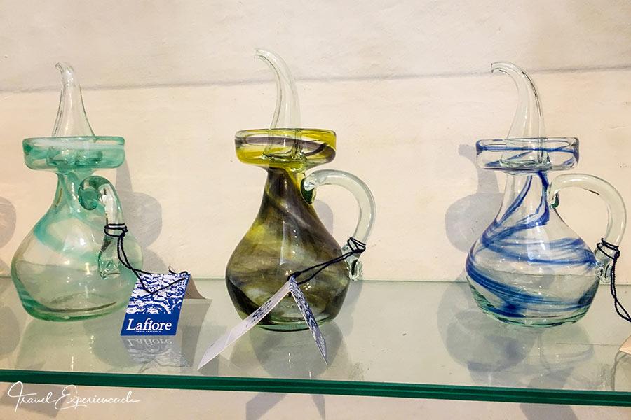 Valdemossa, Oelkannen, Glas