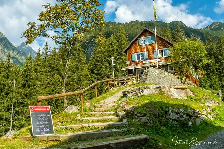 Restaurant Alpenblick, Arni