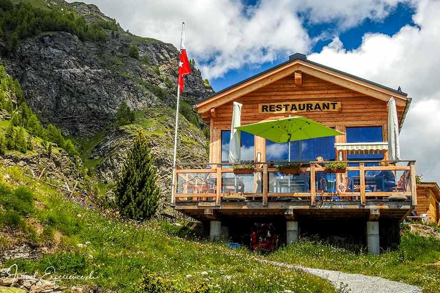Jungenalp Restaurant
