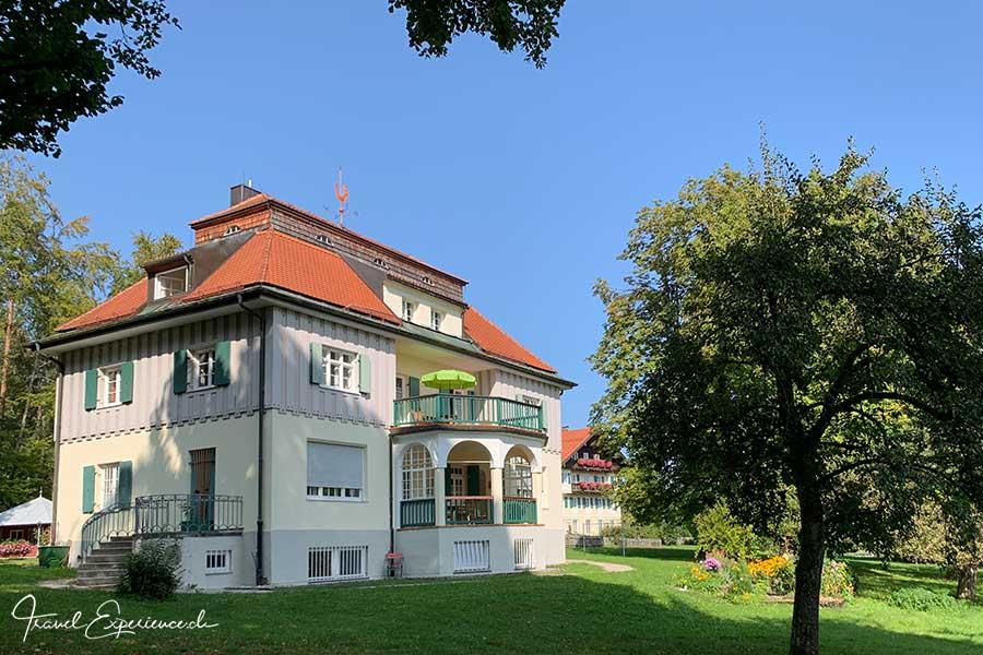 Landhaus Thomas Mann, Bad Tölz