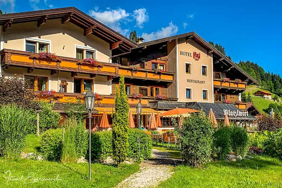 Hotel Platzl, Auffach, wildschönau
