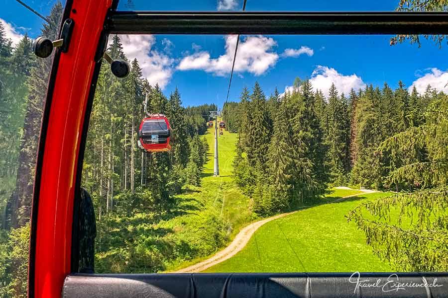 Schatzbergbahn, Wildschönau