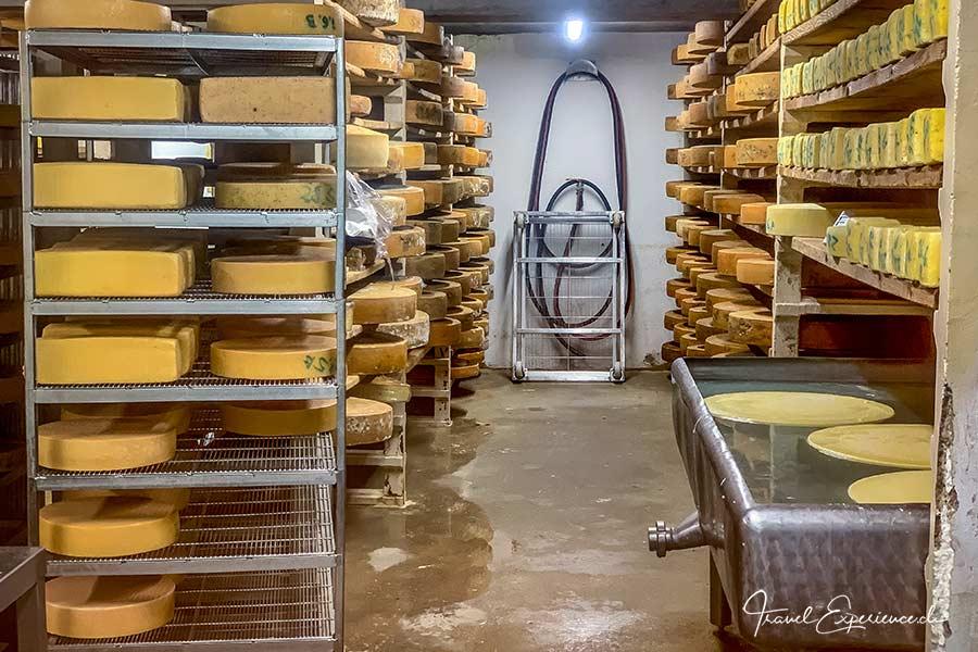 Schönangeralm, Wildschönau, Käse