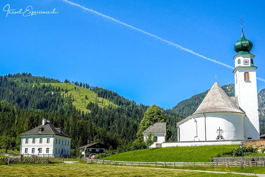 Thierbach, Kirche, Wildschönau