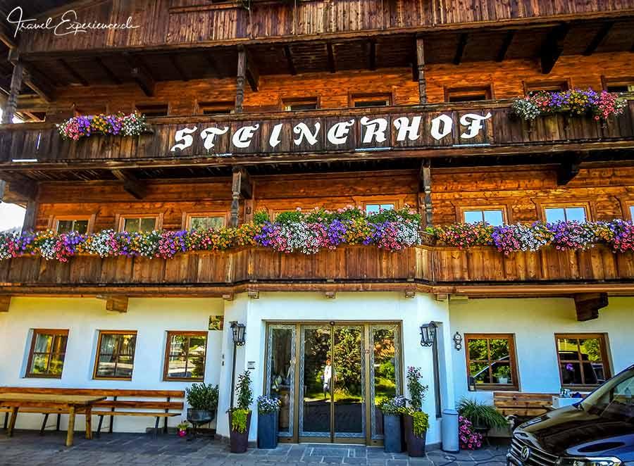 Steinerhof, Wildschönau