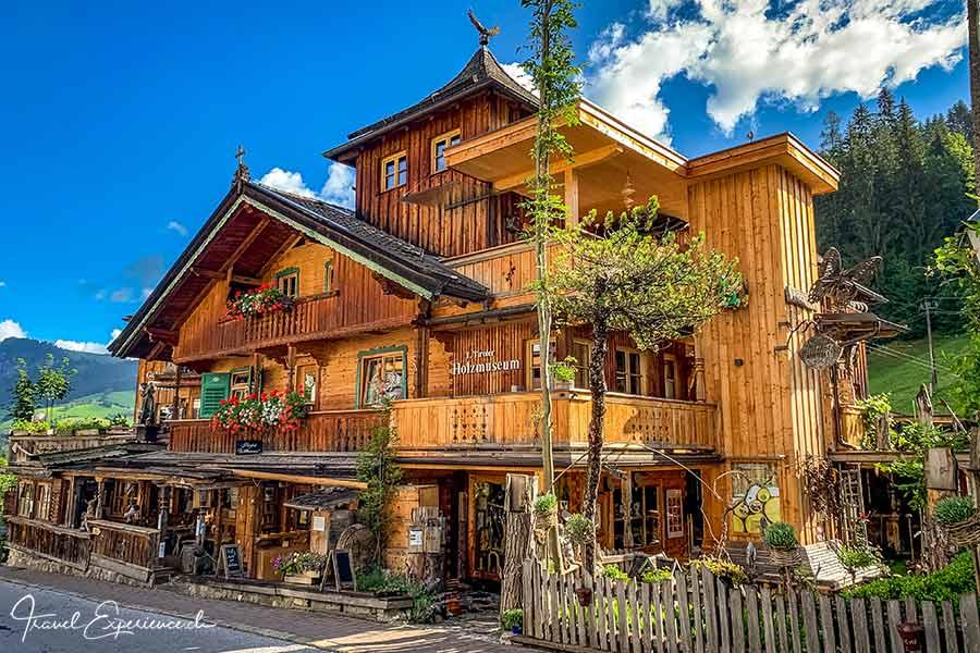 1. Tiroler Holzmuseum, Auffach, Wildschönau