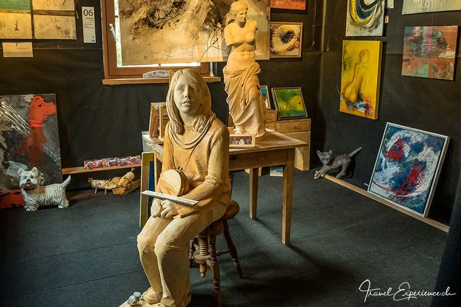 Tiroler Holzmuseum, Atelier