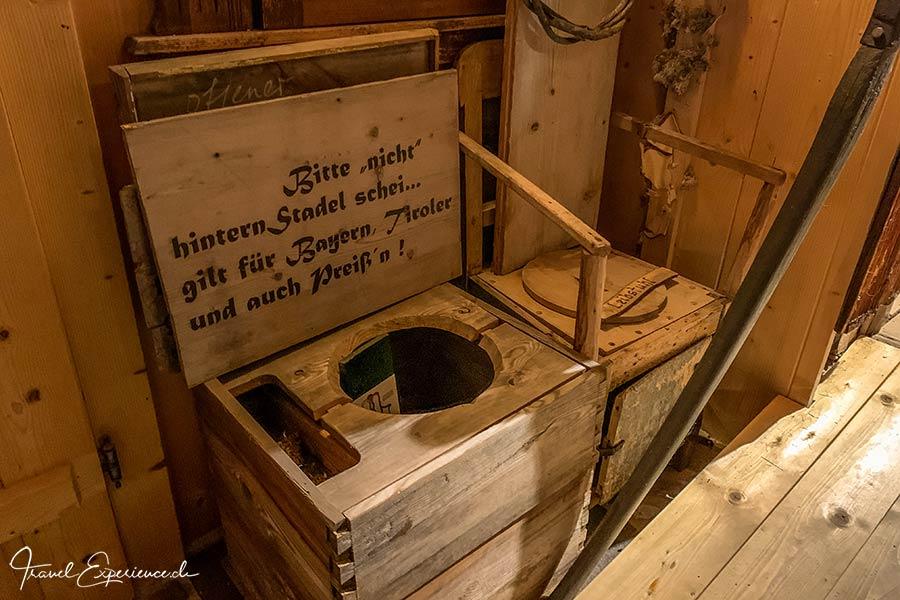 Tiroler Holzmuseum, Auffach, Wildschönau