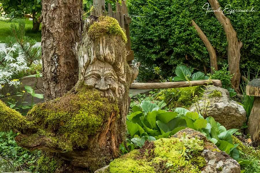 Waldgeist, Holzmuseum, Auffach