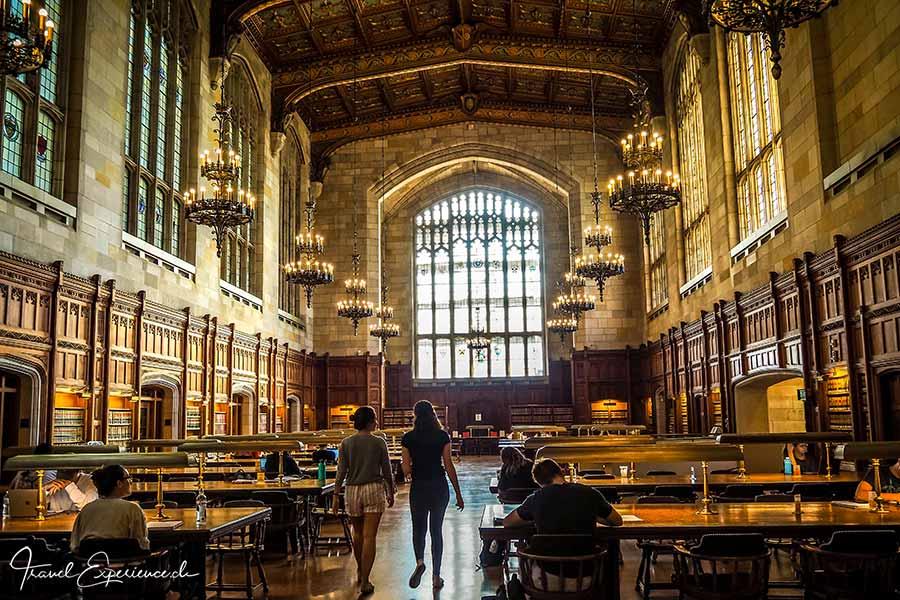 Ann Arbor, Universität, Bibliothek, Rechtswissenschaften