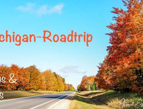 Infos zu unserem Roadtrip durch Michigan