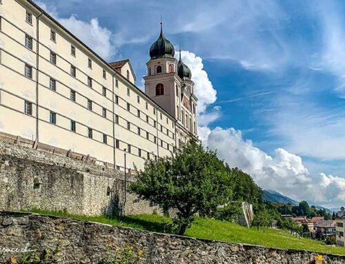 Zu Gast im Kloster Disentis