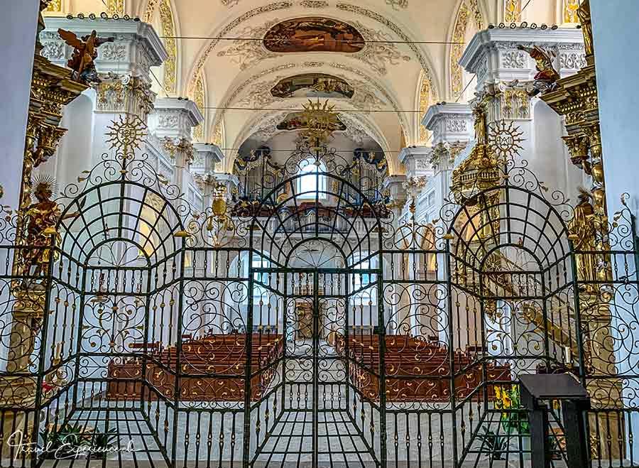 Kloster Disentis, Martinskirche