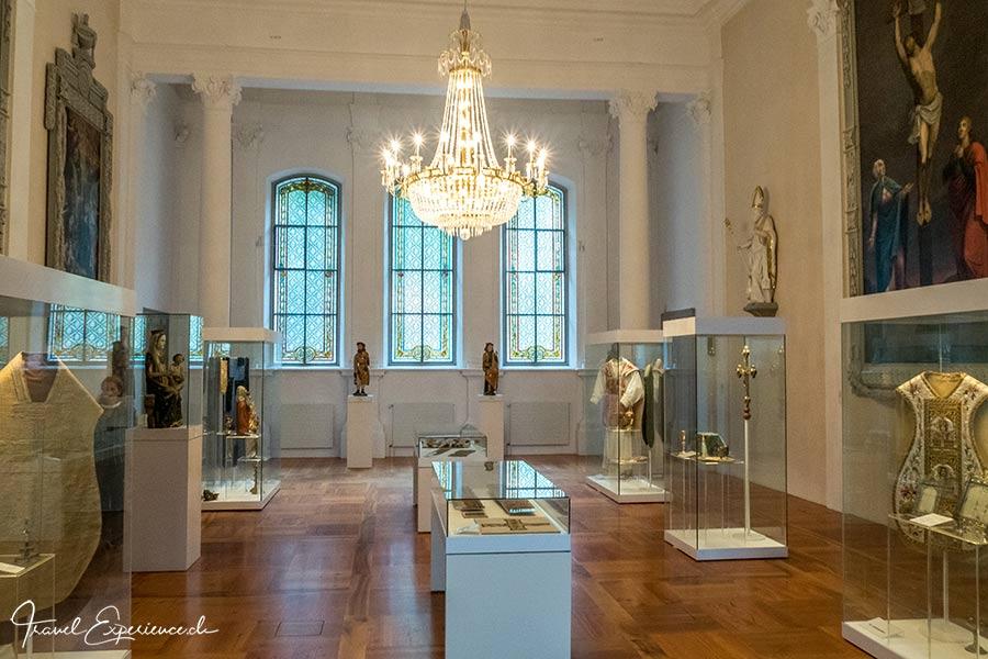 Kloster Disentis, Klostermuseum
