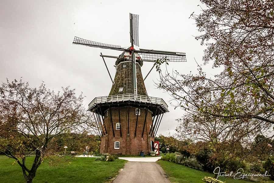 Michigan, Lower Peninsula, Holland, Windmill Island Gardens