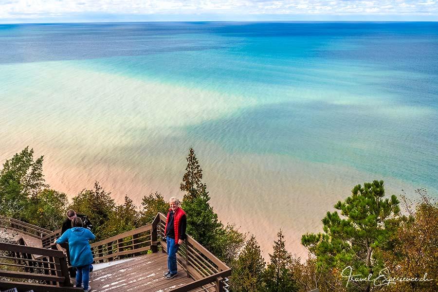 Michigan, Lower Peninsula, Inspiration Point
