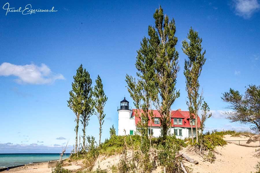 Michigan, Lower Peninsula, Point Betsie Lighthouse
