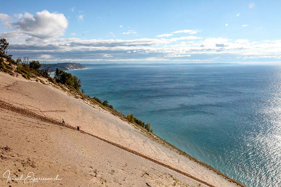 Michigan, Lower Peninsula, Sleeping Bear Dune