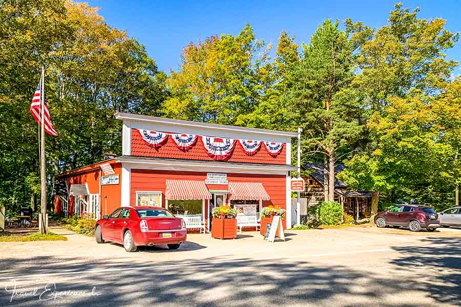 Michigan, Lower Peninsula, North Lakeshore Drive