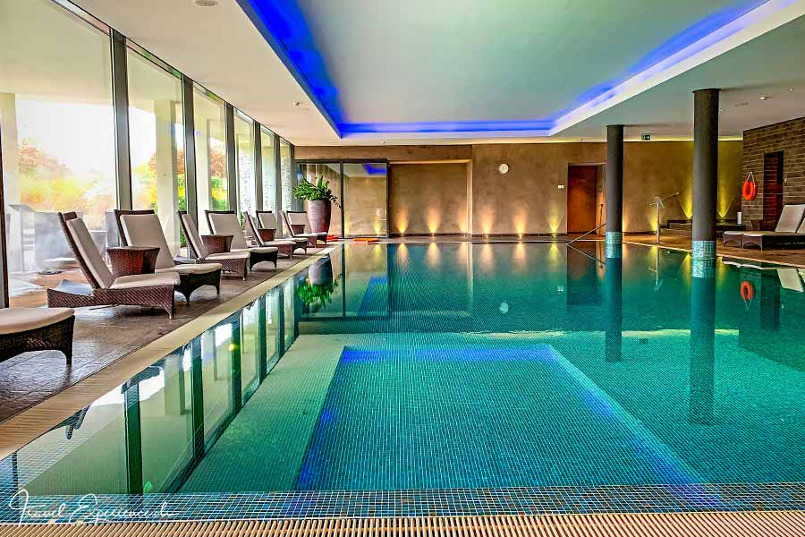 Wellnesshotel Golfpanorama, Lipperswil, Pool
