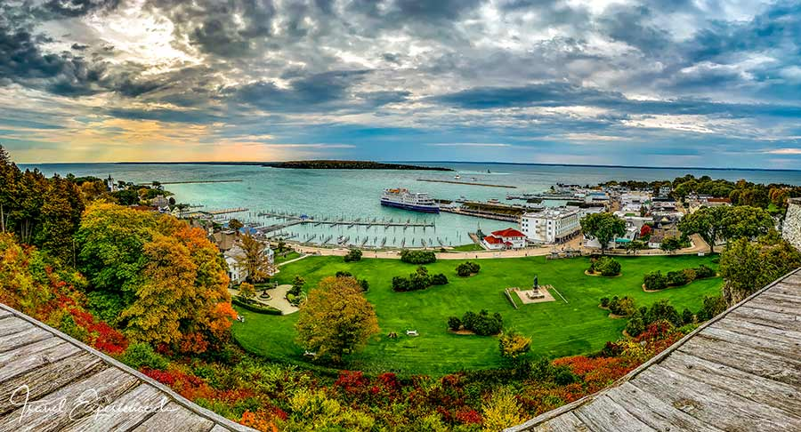 Michigan, Mackinac Island