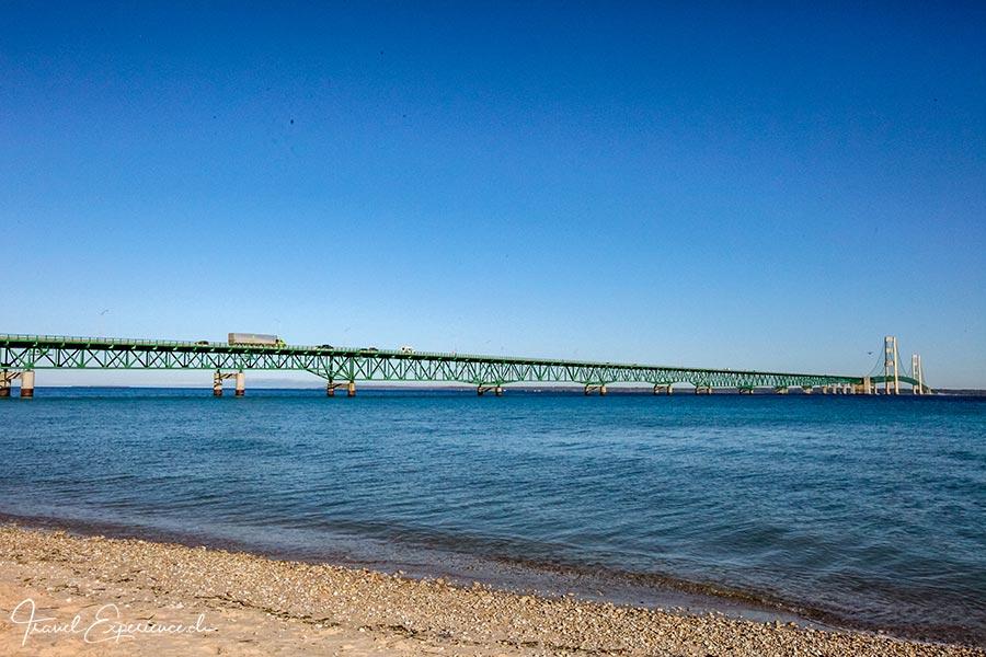 Michigan Upper Peninsula, Mackinac Brücke