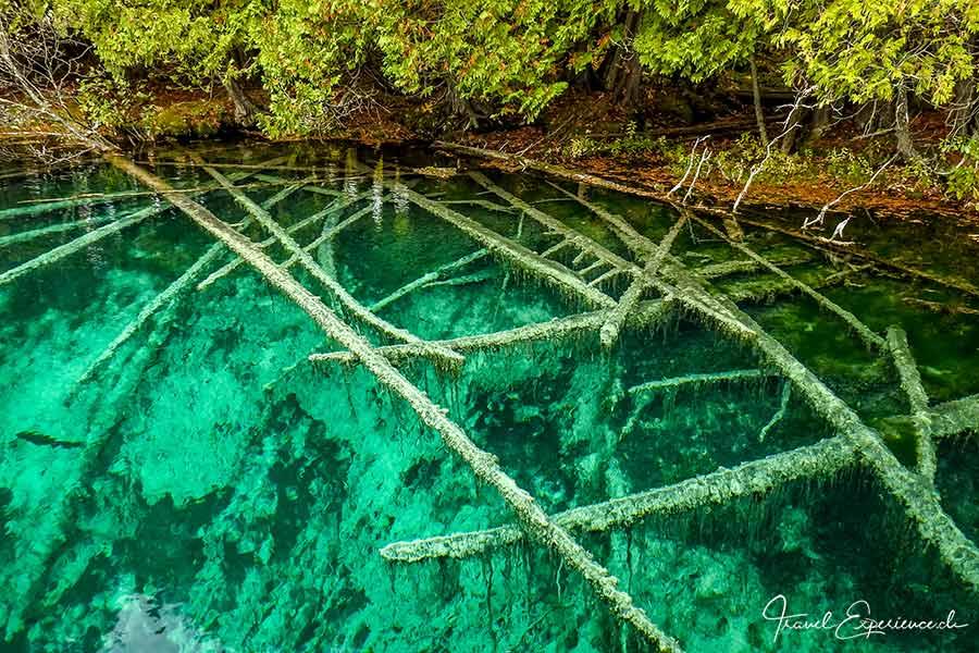 Michigan, Upper Peninsula, Kitch iti kipi