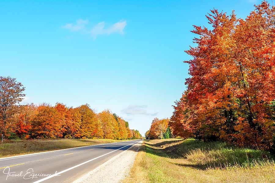 Michigan Upper Peninsula, Herbst