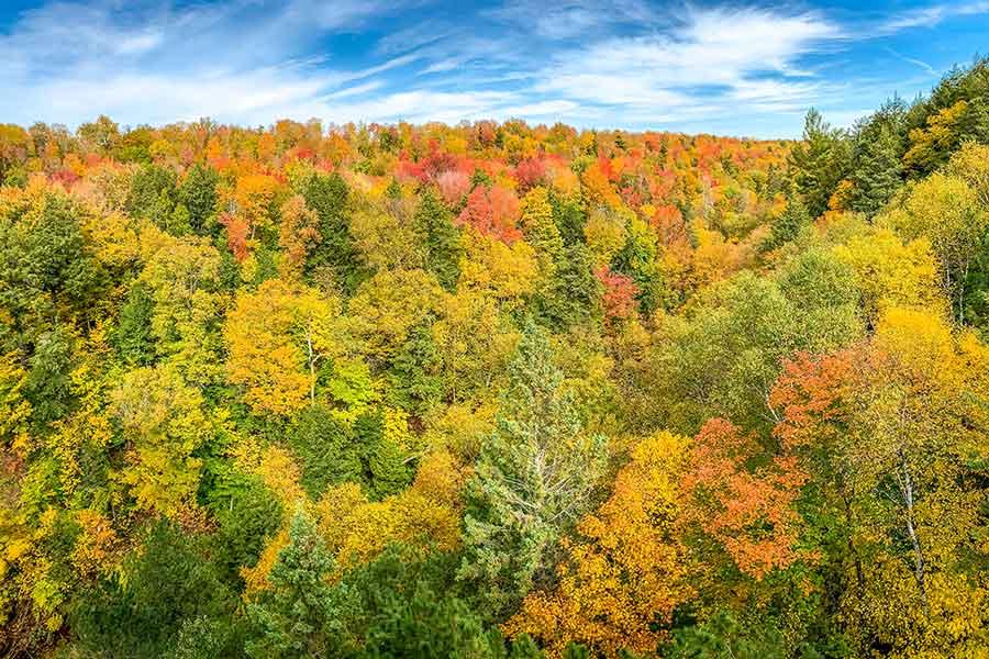 Michigan, Upper Peninsula,