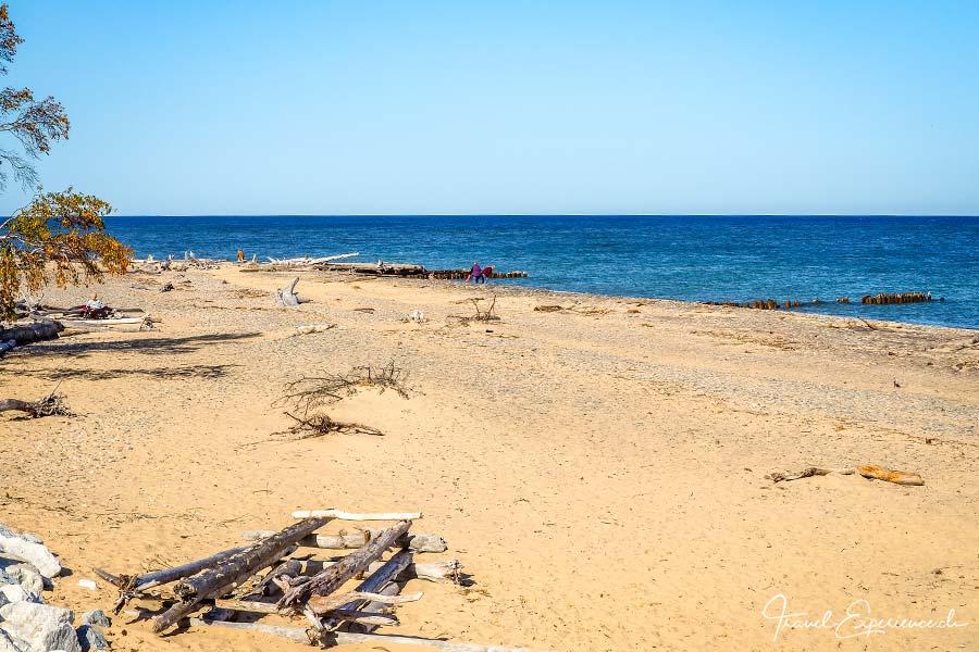 Michigan Upper Peninsula, Lake Superior, Whitefish Point
