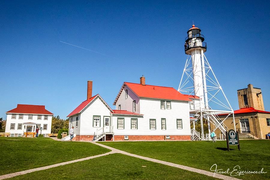 Michigan Upper Peninsula, Whitefish Point
