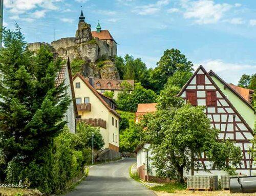 Burgen und allerlei Unterirdisches im Nürnberger Land