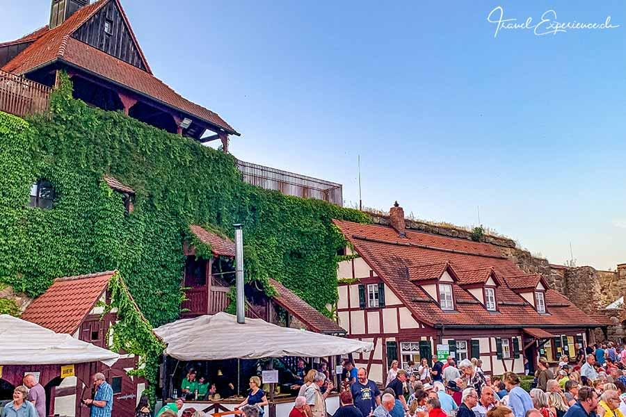 Nürnberger Land, Burg Thann