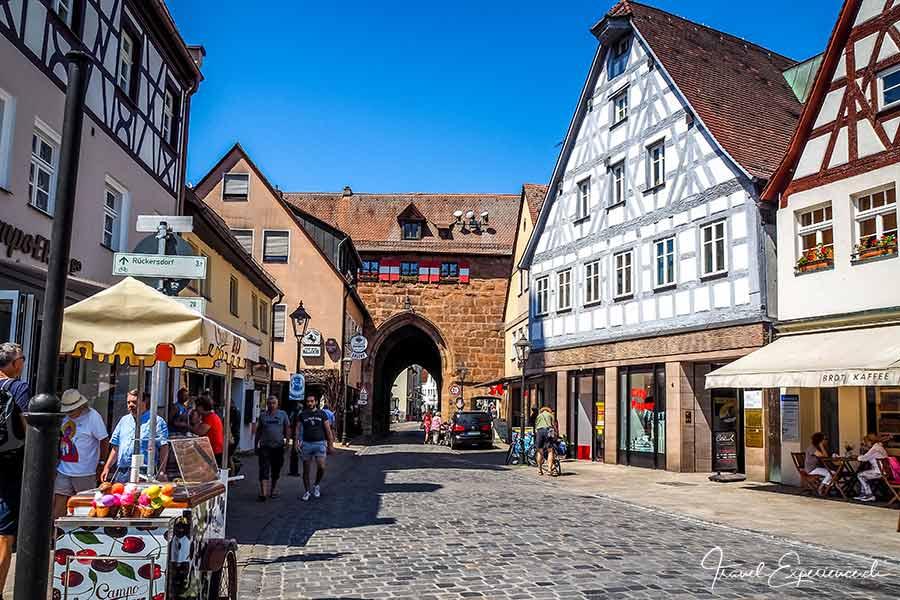 Nürnberger Land, Lauf, Unterer Marktplatz