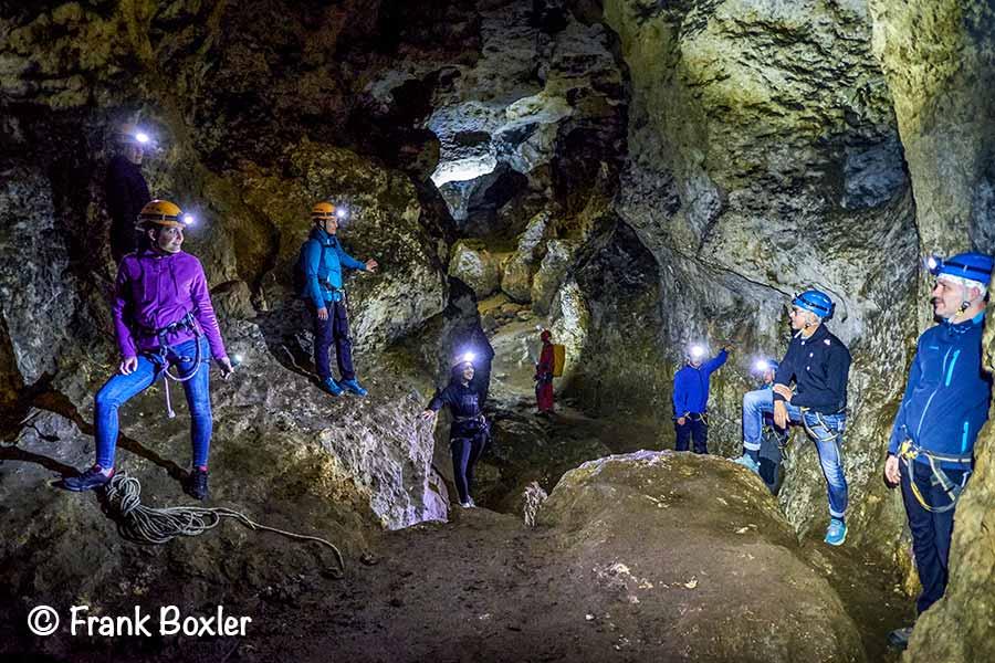 Nürnberger Land, Bismarck Höhle